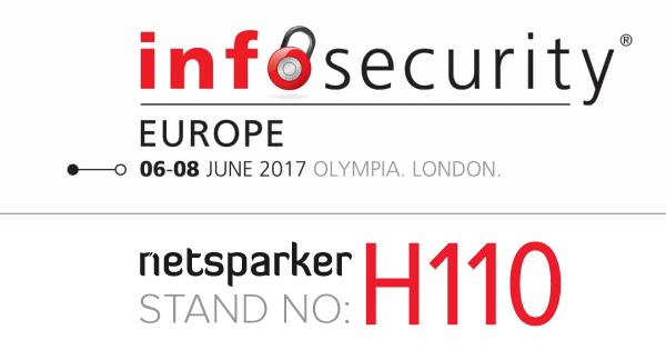 Avrupa'nın En Büyük Güvenlik Konferansı Infosecurity Europe 2017, Netsparker İçin Hazır