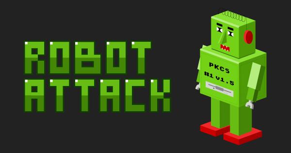 ROBOT Saldırısı 19 Yıllık Zafiyeti Hayata Döndürüyor