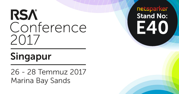 Netsparker RSA Singapur 2017 Konferansına Katılıyor